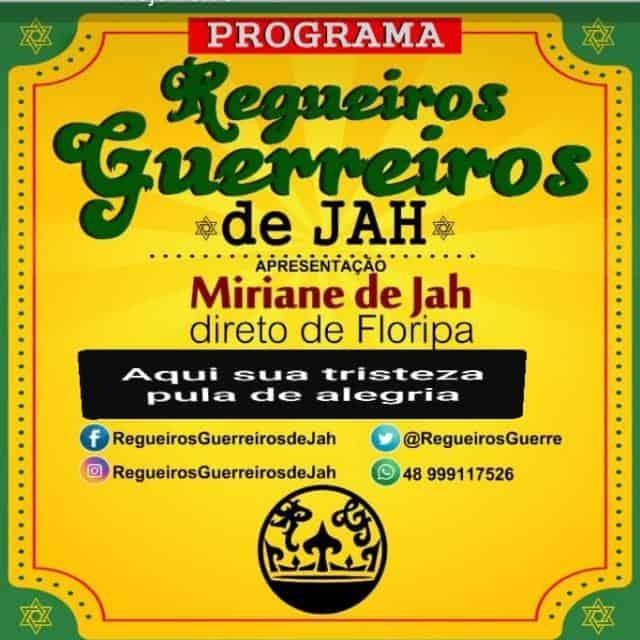 Programa Regueiros Guerreiros de Jah