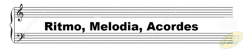 Ritmo Melodia Acordes