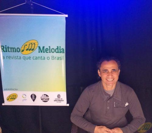 antonio carlos entrevistou Forrozeiros